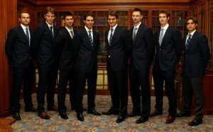 2010 barclays atp world tour tennis professionals top 8