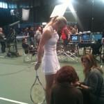 wozniacki yonex tennis racquet
