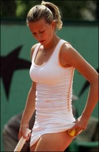 Klara Zakopalova 2010 tennis hottie