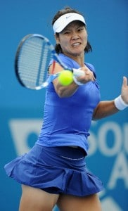 Li Na beats wozniacki in Australia 2011