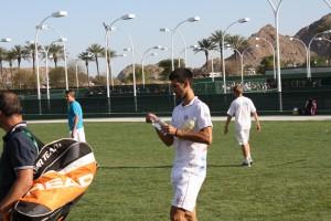 Novak Djokovic BNP 2012