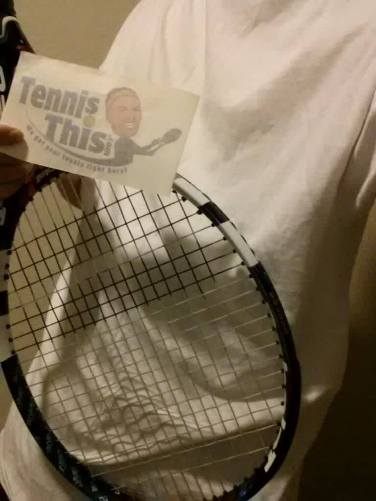2012 Babolat Pure Drive Giveaway
