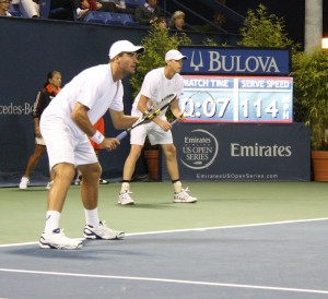 Sam Querrey and Steve Johnson Jr. 2012 Farmers Classic