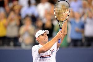 2012 US Open Andy Roddick vs. Juan Martin Del Potro