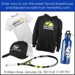 2013 Australian Open racquet giveaway!
