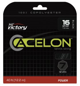 Victory acelon seven 16l tennis string review