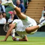 So Roger Federer lost in the first week of Wimbledon