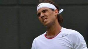 Rafael Nadal out of 2013 Wimbledon with bad knees