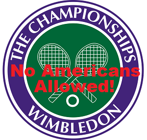 no american men left at wimbledon 2013