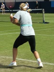 Caroline Wozniacki switches tennis racquets from yonex to babolat