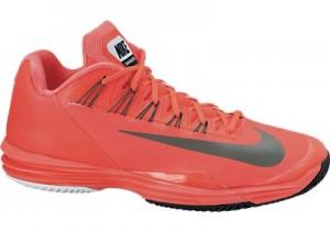 Nike Lunar Courtballistec Rafael Nadal tennis shoe 2014
