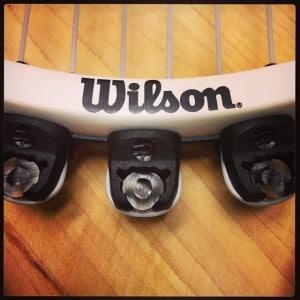 Wilson BLX ProStaff SixOne 100L with 3 Pojie