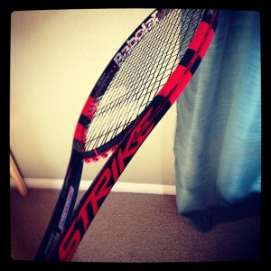 2014 Babolat Pure Strike Tour tennis racquet review