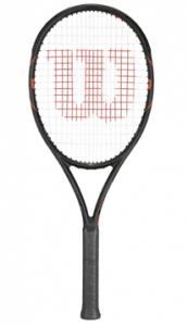 2016 Wilson Burn FST tennis racquet