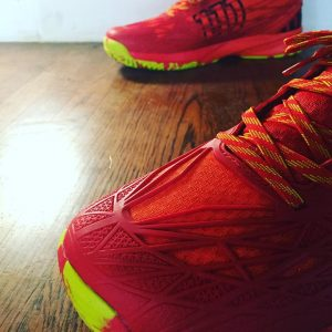 Wilson KAOS tennis shoes 2016