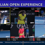 AT&T Expands Coverage Of Australian Open on DIRECTV