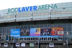 Rod Laver Arena 2017 Australian Open tennis
