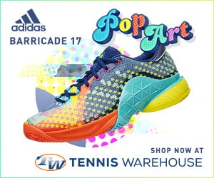 2017 adidas pop art barricade tennis shoes