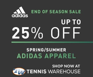 adidas tennis clothing sale 2017