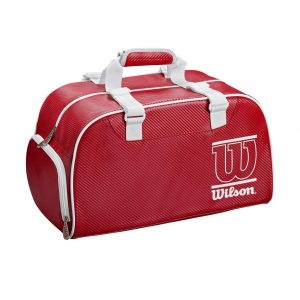 battle of the sexes wilson duffle bag