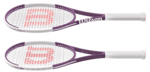 2017 battle of the sexes tennis racquet