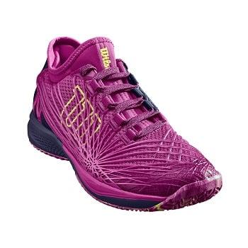 2018 Wilson KAOS 2.0 SFT tennis shoe purple