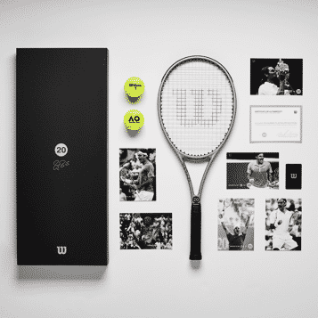 2018 wilson platinum prostaff RF97 tennis racquet