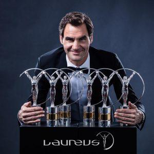 Roger Federer Laureus Awards