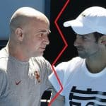 Djokovic Split: Agassi & Stepanek