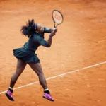 Serena Williams French Open Seeding
