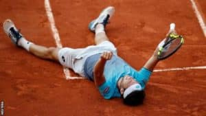 who is Marco Cecchinato