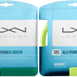 wilson + luxilon alu power tennis string in colors