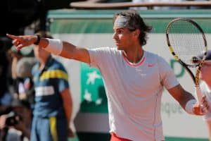 Nadal Complaints French Open 2018