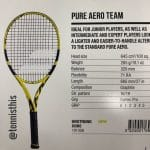 2018 Babolat Pure Aero tennis racquet picture
