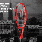 Limited Edition Laver Cup Pro Staff RF97 Autograph