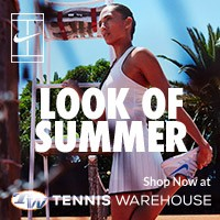2018 summer nike tennis girl stretching