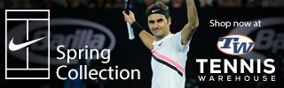 RF Nike tennis