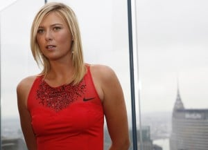 maria sharapova tennis hottie of 2010