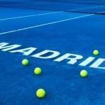 2012 madrid mutua open tennis tournament blue clay court tennis