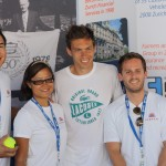 Nicolas Mahut at 2012 Farmers Classic