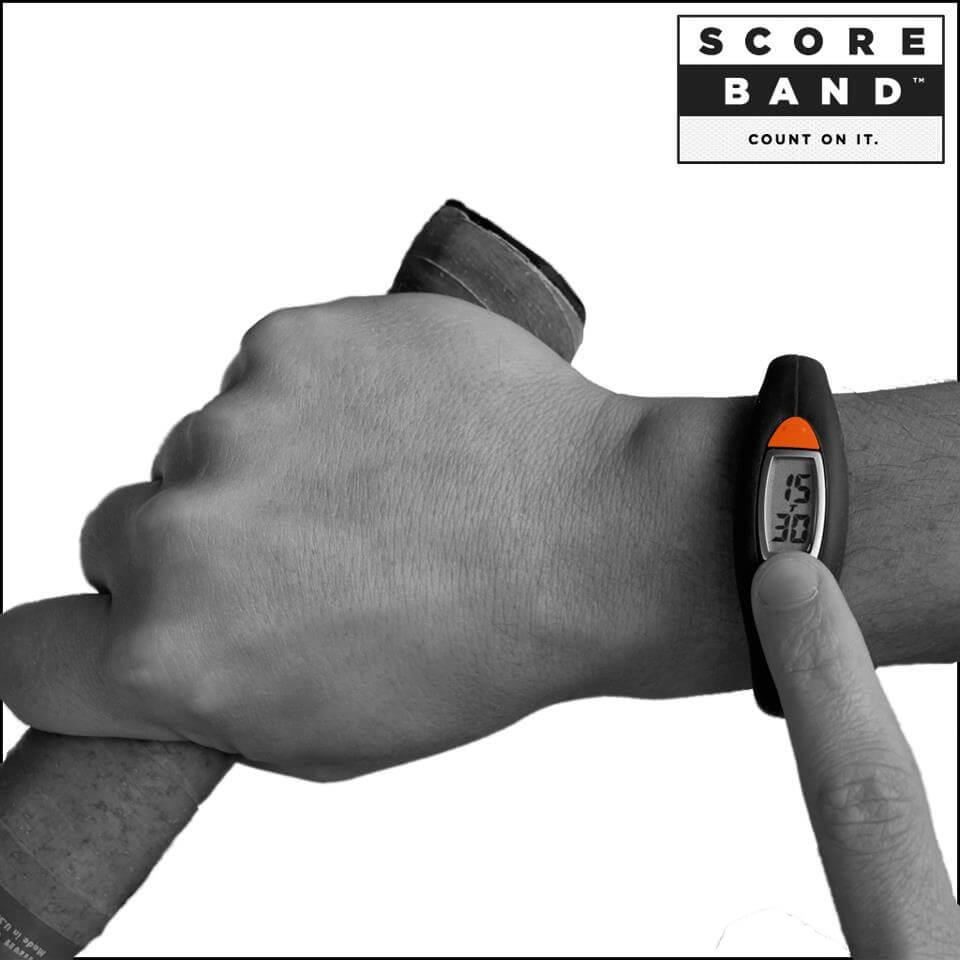 ScoreBand tennis score keeping watch review