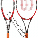 Wilson ProStaff RF 97 Autograph giveaway tennis