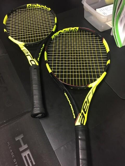 2015 Babolat Pure Aero Tennis Racquet Coming