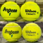 wilson triniti tennis ball comparison review